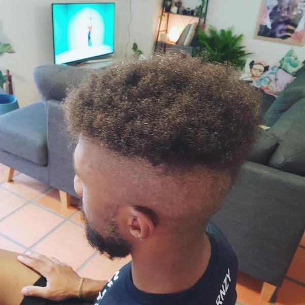 Dreadlocks installation afro hair Gold Coast