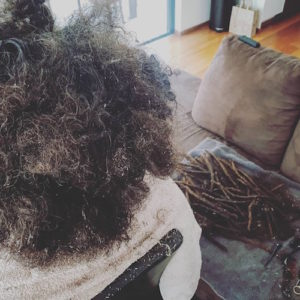 Dreads removal after Gold Coast