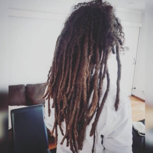 Dreads removal before Gold Coast